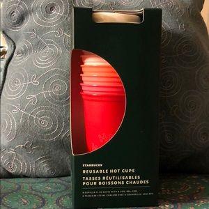 Starbucks 2019 Holiday Reusable Hot Cups